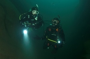 Two Deep Divers